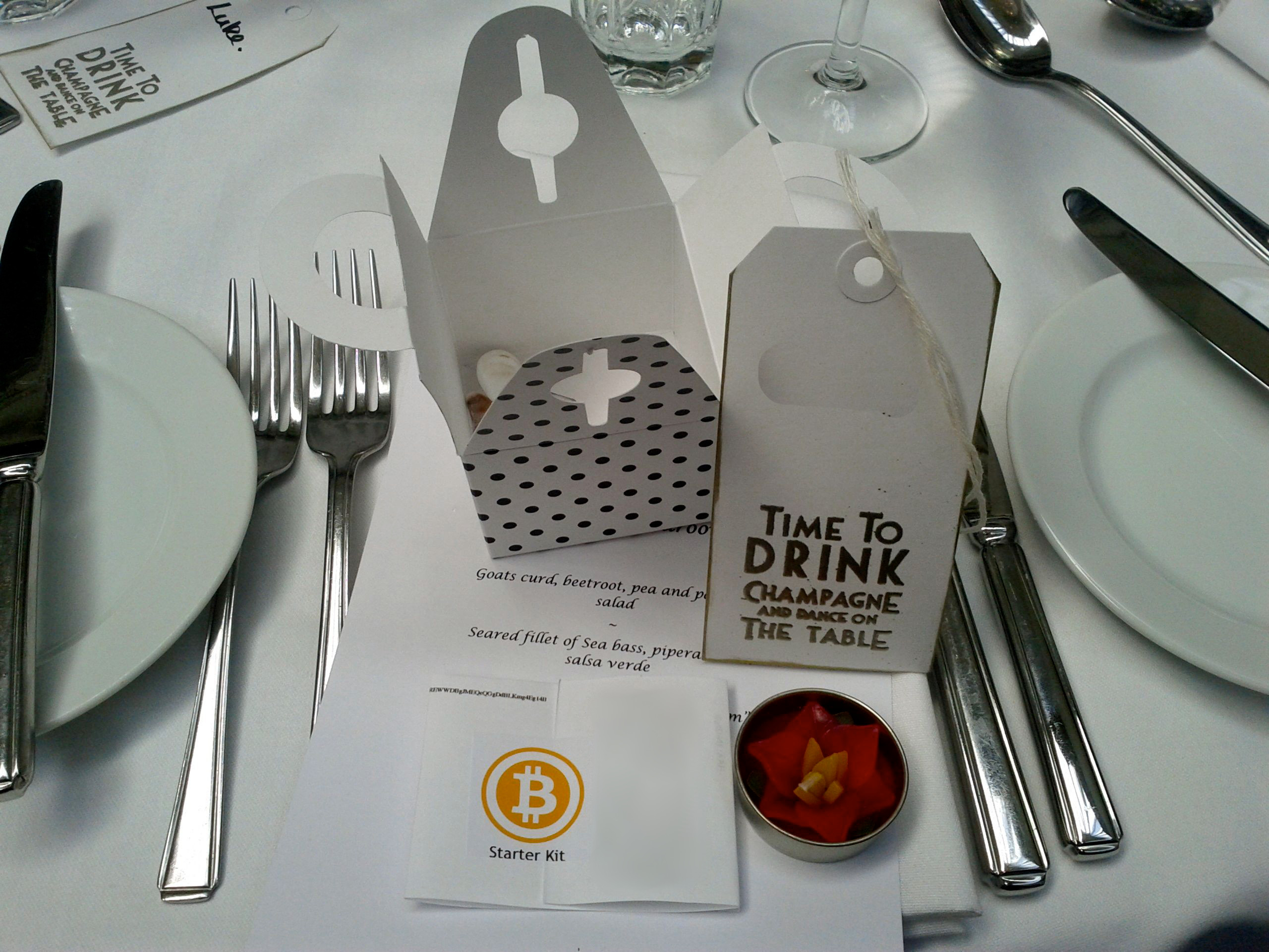 http://www.reddit.com/r/Bitcoin/comments/2cz0y0/went_to_a_wedding_last_weekend_the_bridal_couple/