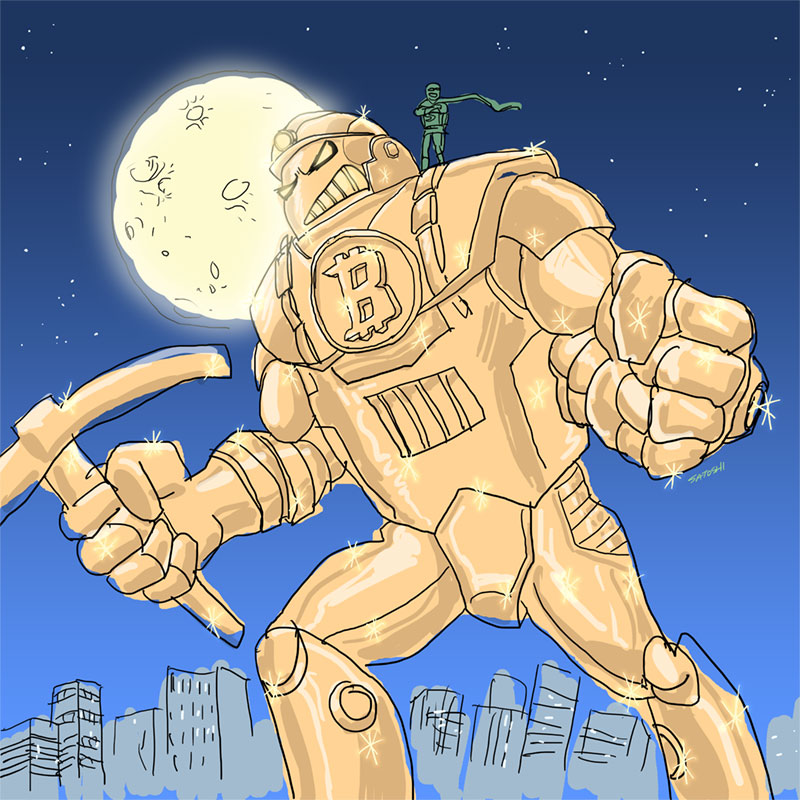 bitcoinMonster