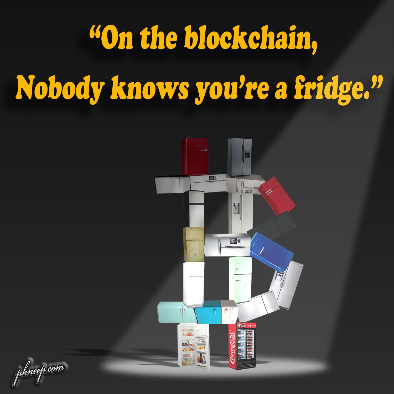 Blockchain-Fridge