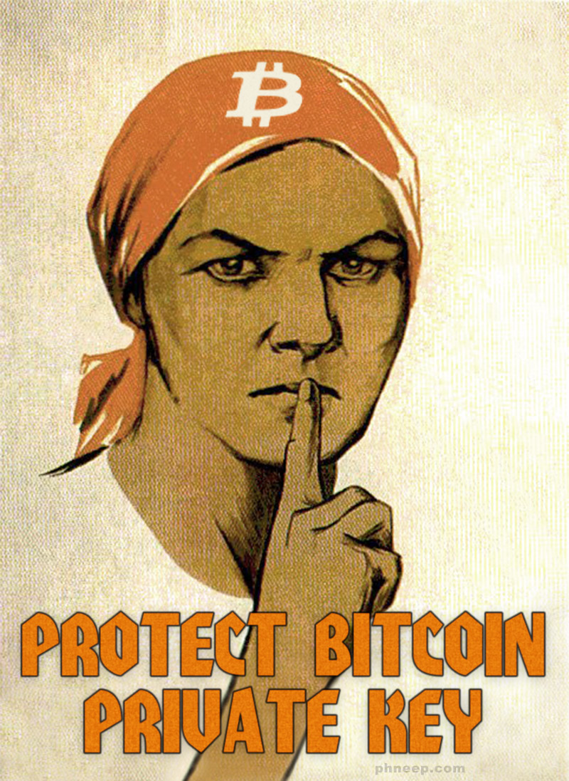 protect-bitcoin-private-key